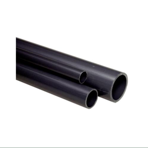 -  แป๊บกลมดำ 4 นิ้ว 2.5 mm  JIS สีดำ