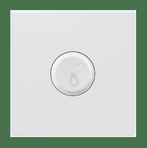 Gentec สวิตซ์ไฟหรี่ 86W-13 ขาว