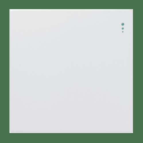 Gentec สวิตซ์สองทาง 86W-02 สีขาว ขาว