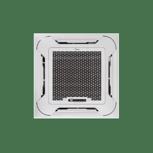 MIDEA เครื่องปรับอากาศ Cassette 4 way 18,000 BTU CCA3U-18HRFN1-M (C) สีขาว