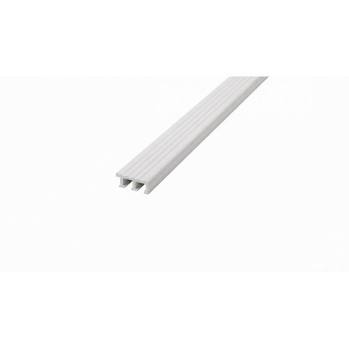 MAC จมูกบันได PVC ขนาด 45/1.5m GM-45-WH ขาว