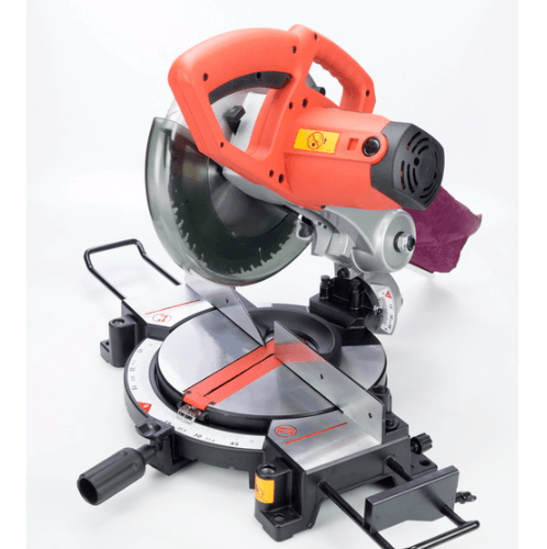 MAKTEC แท่นเลื่อยตัดองศาใบ10X40T MT-230 ส้ม-เงิน