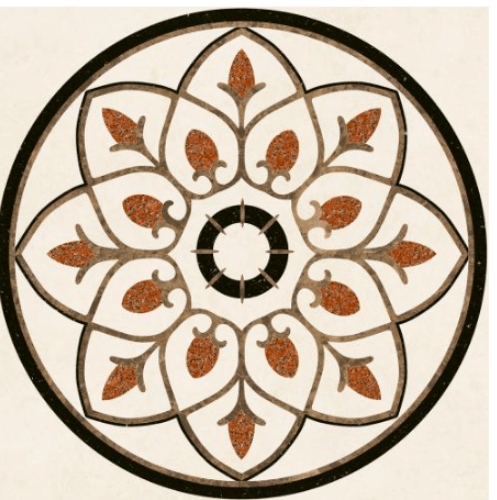 Sosuco 60x60 ลาลิสเซ่ (3P) ดิจิตอล A. Floor Tiles