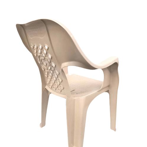 Gone เก้าอี้พนักพิง สีกากี ZH017-KK