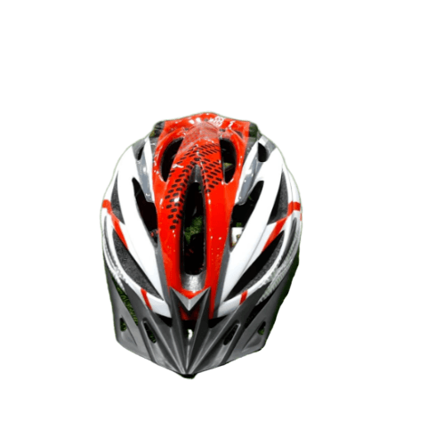 MASDECO หมวกจักรยาน 21x26c12 cm QJ-4261 สีแดง