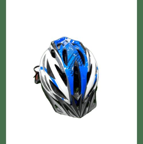 MASDECO หมวกจักยาน 22x27x12 QJ-4956 สีน้ำเงิน