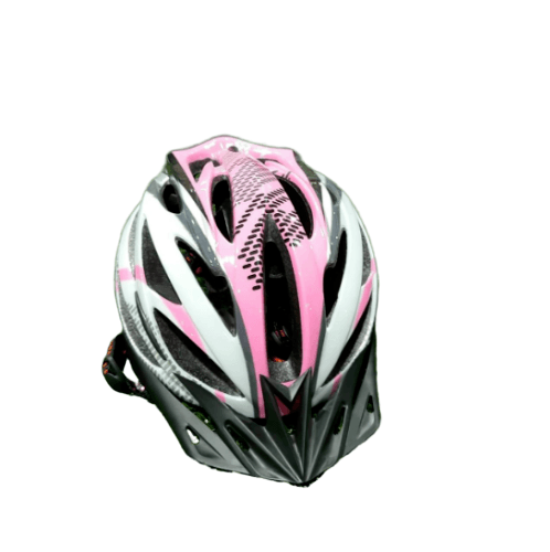 MASDECO หมวกจักยาน 22x26x12 cm QJ-4954 สีชมพู