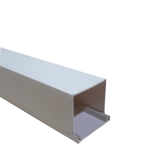 VEG รางทรั้งกิ้ง 50x50 มม. สีขาว