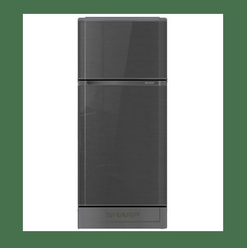 SHARP ตู้เย็น 2 ประตู ขนาด 5.9 คิว   SJ-C19E-WMS เทา