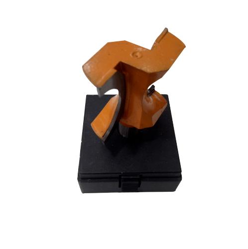 TUF ดอกเลาท์เตอร์ 1/2x1-1/4 mm. 01046 สีเหลือง