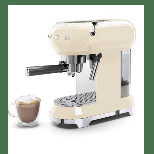 Smeg เครื่องทำกาแฟ  ECF01 CREU