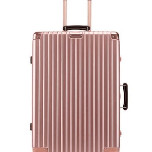 WETZLARS กระเป๋าเดินทาง  ขนาด 20 นิ้ว  WZZ20-RG สีโรสโกล