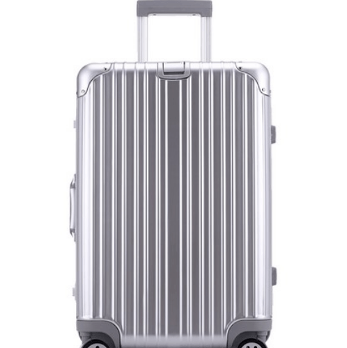 WETZLARS กระเป๋าเดินทาง ขนาด 20 นิ้ว WZZ20-S  สีเงิน