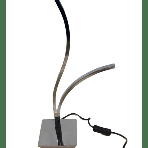 ELON โคมไฟตั้งโต๊ะ Modern  MT74120-2 สีขาว