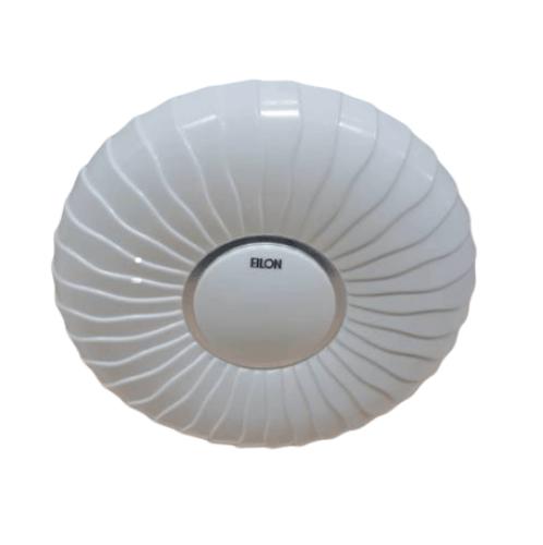 EILON โคมไฟเพดานอะคริลิค  24W คูลไวท์  GJXD350S4-2 สีขาว