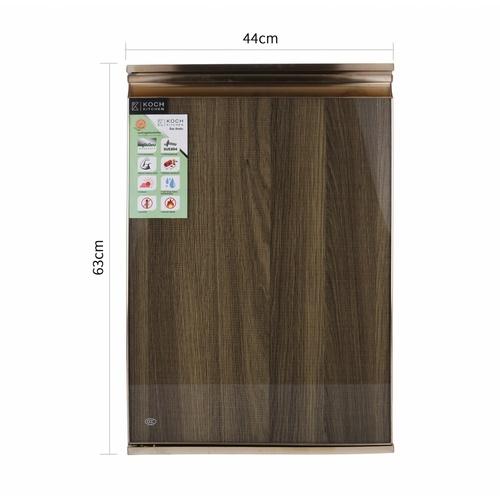 Koch Kitchen บานซิ้งค์เดี่ยว ขนาด 44x62.5 ซม. CLASSIC OAK-SS สีโอ๊ค