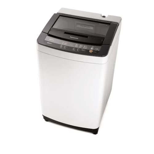 PANASONIC เครื่องซักผ้าอัตโนมัติฝาบน 9กก. NA-F90B5 สีขาว