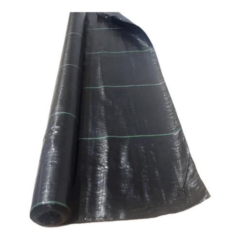 POLLO ผ้าพลาสติกคลุมวัชพืช ขนาด 3X20M  LYWY007 สีดำ