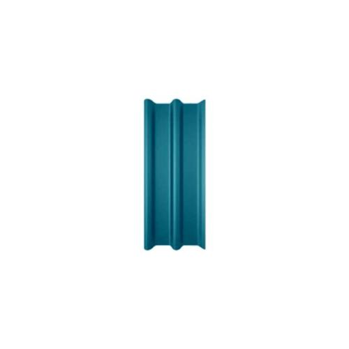 TPI กระเบื้องลอนคู่ 0.50x50x120เมตร สีเขียวมหาสมุทร สีเขียว