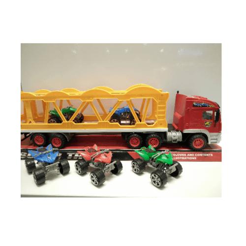 Sanook&Toys รถโมเดล 286918 สีแดง