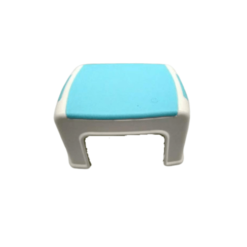GOME เก้าอี้พลาสติก HR008 สีฟ้า