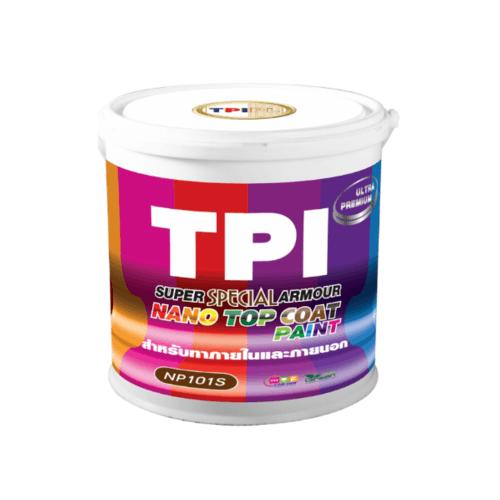TPI สีทีพีไอ ซูเปอร์ นาโน อาร์เมอร์ เพ้นท์ - W03 NP101S