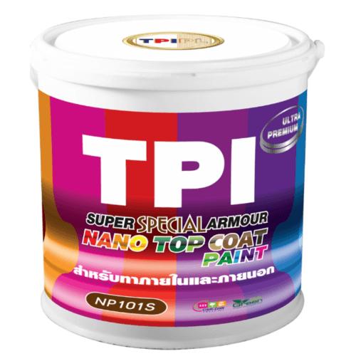TPI สีทีพีไอ ซูเปอร์ นาโน อาร์เมอร์ เพ้นท์ - Y03 NP101S