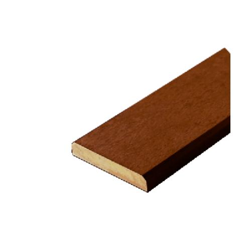 โอฬาร ไม้พื้น ขนาด 2.5x20x300ซม.สีวอลนัท ลบขอบลายเสี้ยน