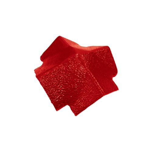 โอฬาร ครอบ 4 ทางคอนโด  สีแดงผลแอ๊ปเปิ้ล