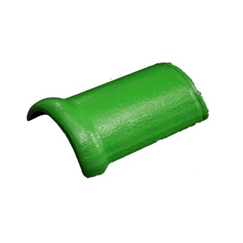 โอฬาร ครอบสันโค้ง สเเกนเดีย สีเขียวหยก