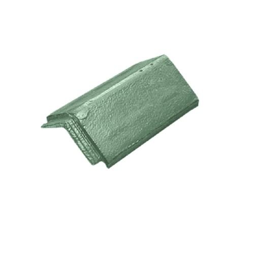 โอฬาร ครอบสันหลังคา คอนโด สีเขียวหญ้ามอส