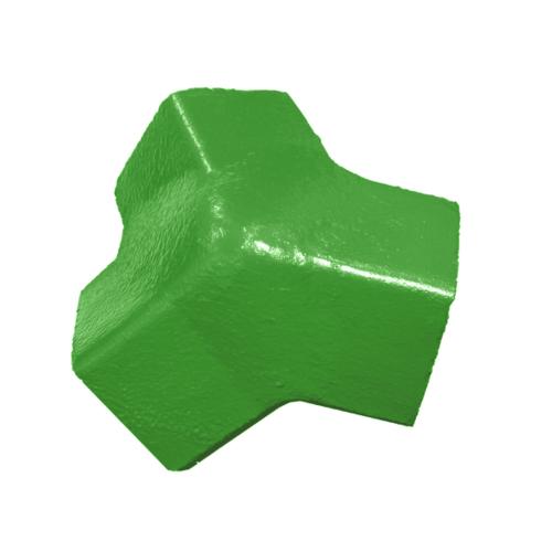 โอฬาร ครอบ 3 ทาง สีเขียวหญ้ามอส คอนโดร