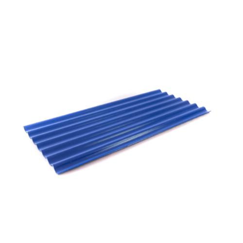 โอฬาร กระเบื้อง 0.4x54x150 ซม. สีฟ้าเลิศนภา (ลูกโลก) ลอนเล็ก