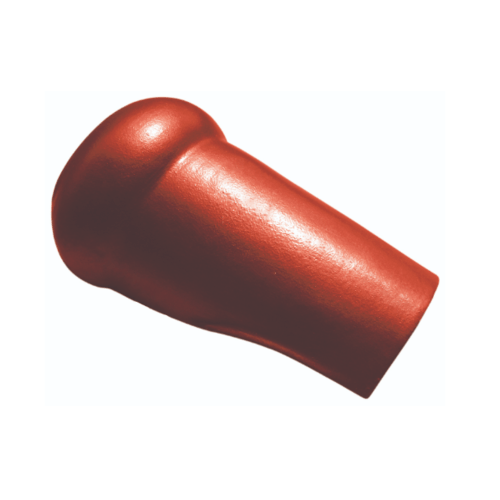โอฬาร ครอบสันตะเข้ 22*42 ซม. สีแดงประกายทับทิม สามลอน