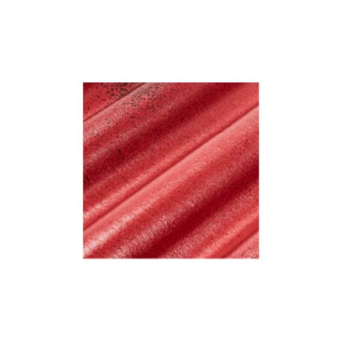 โอฬาร ครอบข้าง(พรี่เมี่ยม) สีทับทิมสยาม (ลูกโลก) ลอนเล็ก