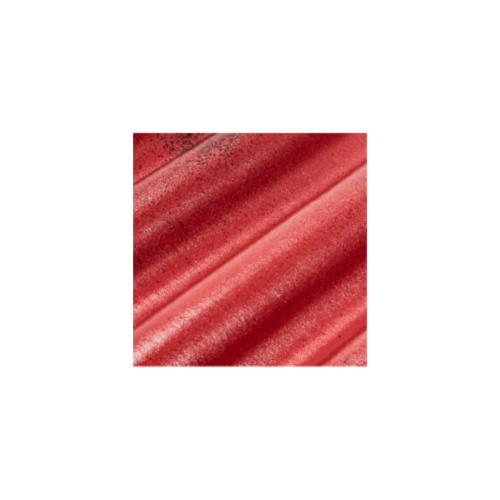 โอฬาร ครอบสันโค้ง 3 ทาง สีทับทิมสยาม (ลูกโลก) ลอนคู่