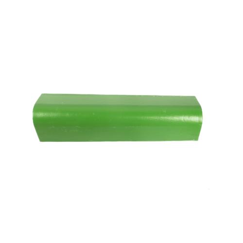 โอฬาร ครอบข้างคู่/เล็ก(ยาว) ใยหิน (ลูกโลก) สีเขียววาสนา ลอนเล็ก สีเขียว