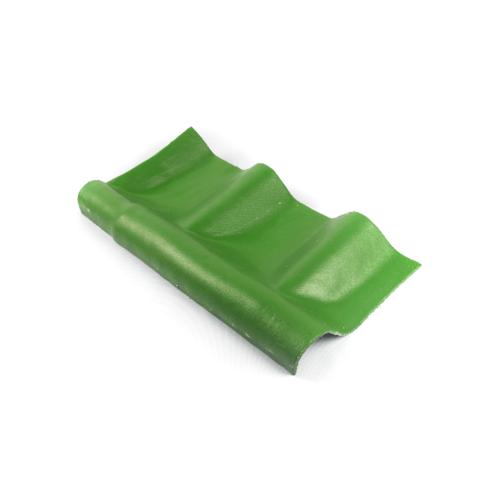 โอฬาร ครอบปรับมุมตัวบน สีเขียวหยก (ลูกโลก) ลอนคู่