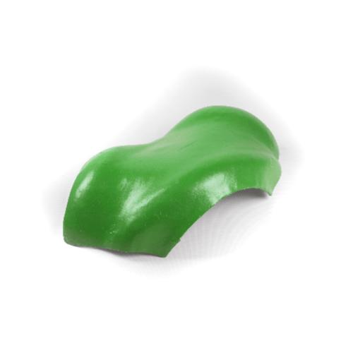 โอฬาร ครอบสันโค้ง 3 ทาง สีเขียวหยก (ลูกโลก) ลอนคู่