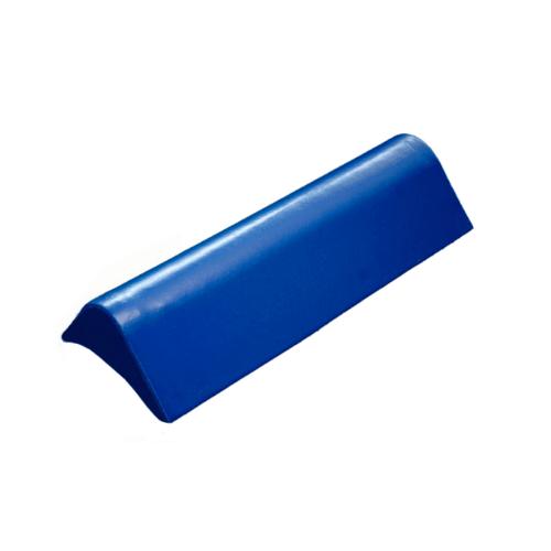 โอฬาร ครอบข้างปิดชาย สีฟ้าเลิศนภา (ลูกโลก) ลอนเล็ก