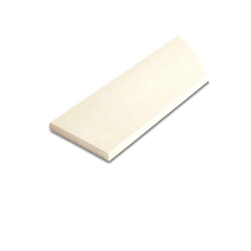 โอฬาร ไม้รั้วหัวเรียบลายเสี้ยน  ขนาด 1.2x10x300ซม.สีทรายแก้ว