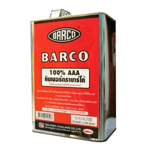 TOA BARCO บาร์โก้ ทินเนอร์ 1 กล #AAA