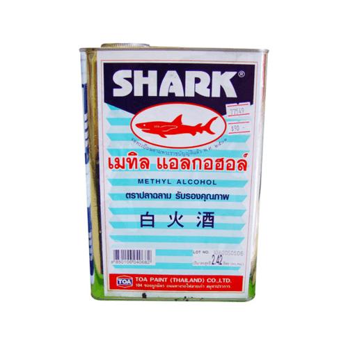 TOA แอลกอฮอส์ปลาฉลามปิ๊บ 14013310MET61