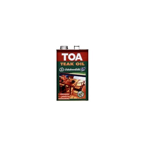 TOA  น้ำมันรักษาเนื้อไม้ ชนิดใสกล. 11034560T0102