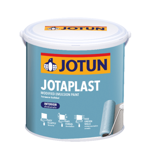 JOTUN โจตาพลาส อินทีเรียร์   เอ. 3.6ลิตร สีขาว