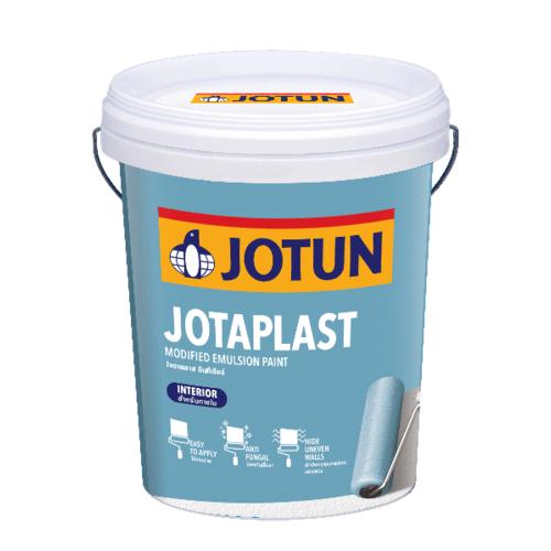 JOTUN  โจตาพลาส อินทีเรียร์ เอ. 18 ลิตร  JOTAPLAST INTERIOR สีขาว