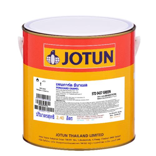 Jotun  เพนการ์ดอีนาเมล # 0437 ขนาด 2.4L null