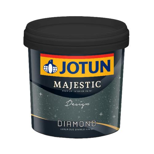 JOTUN สีสร้างลาย มาเจสติกดีไซน์ ไดมอนด์ SET A-B   0.93L
