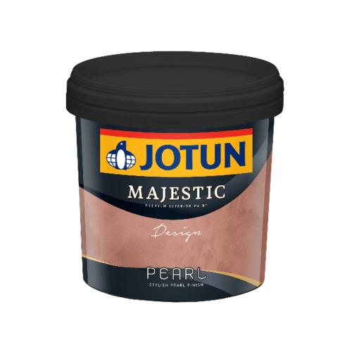 JOTUN สีสร้างลาย มาเจสติกดีไซน์ เพิร์ล 0.9 L.