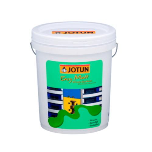JOTUN สีภายนอก อีซี่วินเทอร์ 11 ขนาด 18 ลิตร EASYMATT EXT (T) WINTER 11      18L